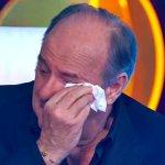 """Gerry Scotti piange alla finale di Tu Si Que Vales: """"Mi sono emozionato"""""""