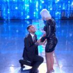 Mercedesz Henger riceve una proposta da Lucas a Domenica Live (VIDEO)