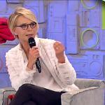 Maria De Filippi sbotta contro Alessandra Celentano: la lite ad Amici 19