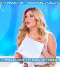 foto Paola Caruso Moreno Merlo domenica live