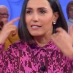 """Caterina Balivo, problema a Vieni da me: """"Si è sentito in diretta"""""""