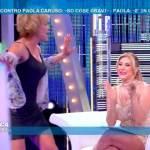 """Domenica Live, Floriana: """"Paola Caruso tratta male la madre adottiva"""""""