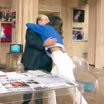 "Fatti Vostri, Roberta Morise torna dopo la malattia. Magalli: ""Sei viva"""