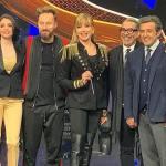 Giuria Il cantante mascherato: Milly Carlucci commette uno sbaglio