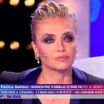 """Paola Barale glissa su Raz Degan e Gianni Sperti: """"Non ne voglio parlare!"""""""