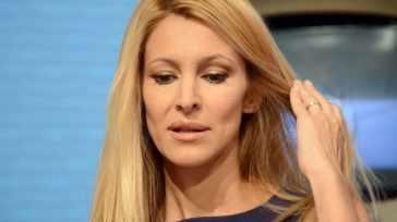 """Adriana Volpe replica al marito Roberto Parli: """"Gravi problemi"""""""