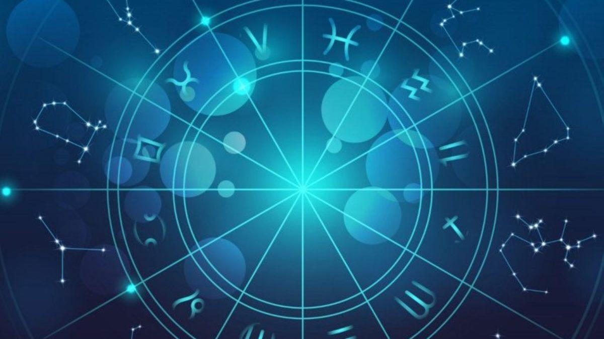 Foto zodiaco oroscopo blu azzurro