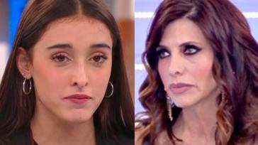 """Amici 20, Giulia Stabile difesa da Emanuela Tittocchia: """"Ha cervello"""""""