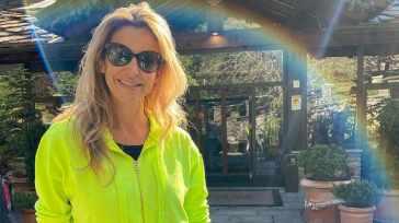 """Adriana Volpe dopo la lite con il marito: """"Qui sono rinata con mia figlia"""""""
