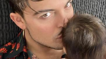 """Stash fa una dedica alla figlia Grace: """"Non esiste amore più sincero"""""""