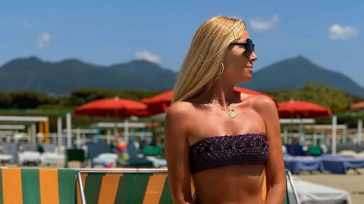 """Federica Panicucci: """"Male a tratti malissimo"""". Brutta sorpresa dopo le vacanze"""