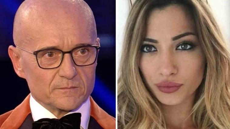 """Alfonso Signorini, confessione su Soleil Sorge: """"Ha una storia molto drammatica"""""""