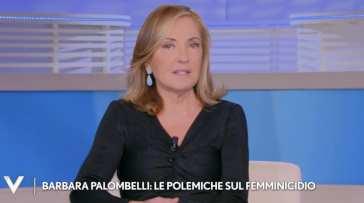 """Verissimo, Barbara Palombelli torna sulle polemiche: """"Ho subìto un'aggressione"""""""