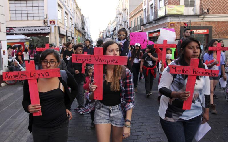 Resultado de imagen para feminicidios puebla