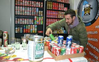 Coleccionista de latas