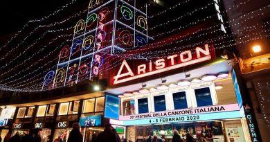 il Festival di Sanremo dice addio al Teatro Ariston: nel 2021 al via il Palafestival