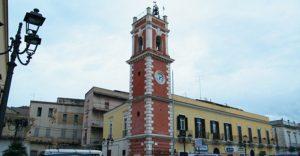 Piazza Castello Cerignola
