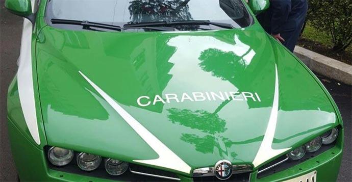 Arresti a Bari per traffico rifiuti, pezzi auto in Africa e Asia