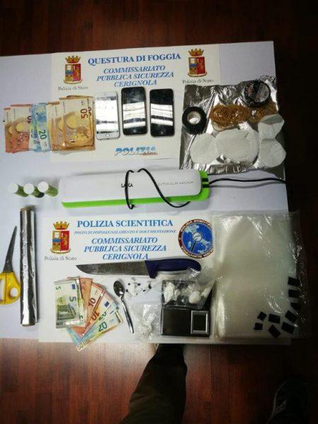 polizia-cerignola