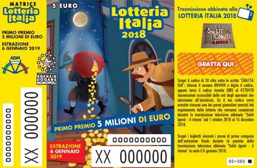 Lotteria Italia, HS Company dietro l'estrazione dei numeri fortunati