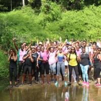 Octobre Rose| Scream Thérapie, édition spéciale Amazones Guadeloupe