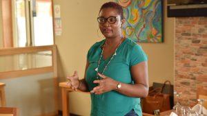 Naomi Louis,  riche d'idées