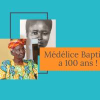 Médélice Baptista dite « Médé », Reine du Bèlè est centenaire