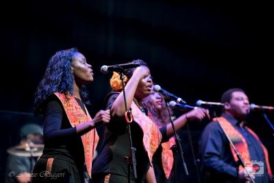 Harlem Gospel Choir a Roma - Foto di Agnese Ruggeri