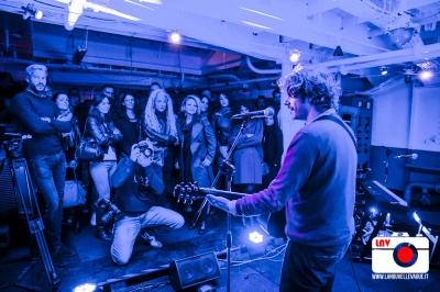 Lodo Guenzi dello Stato Sociale - Secret Concert della Barcolana49 ©Fabrizio Caperchi Photography / La Nouvelle Vague Magazine 2017