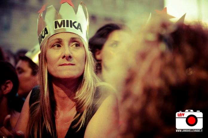 Mika a Trieste - Foto di Fabrizio Caperchi