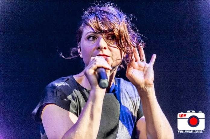 Mélanie Pain - Nouvelle Vague al Teatro Miela