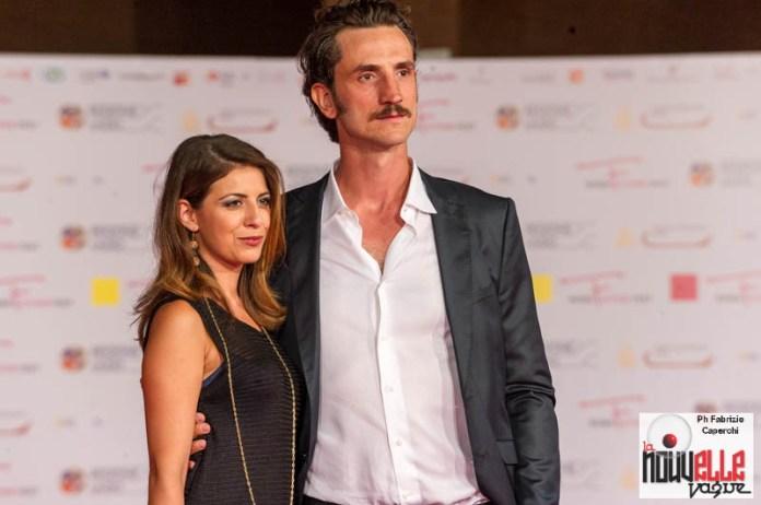 Andrea Gherpelli e Lidia Schillaci