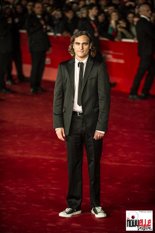 Roma Film Festival 2013 - Joaquin Phoenix - Foto di Fabrizio Caperchi