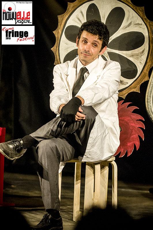 Roma Fringe Festival 2013 - Cose di questo mondo - Foto di Fabrizio Caperchi