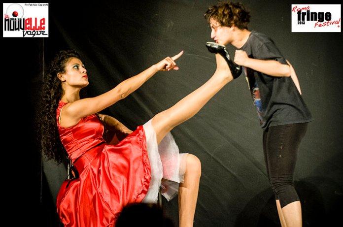 Roma Fringe Festival 2013 - I pupa - Foto di Fabrizio Caperchi