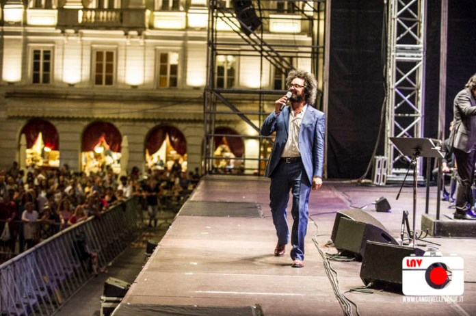Simone Cristicchi in Hommage á Sergio Endrigo - Trieste - Foto di Fabrizio Caperchi