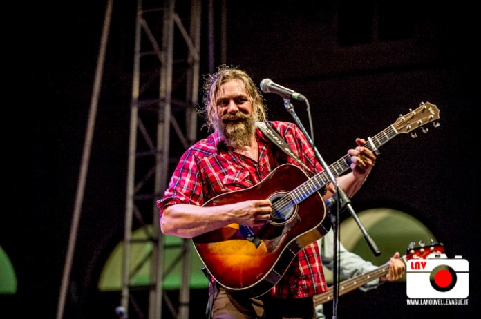 The White Buffalo - Hot in the City @ Trieste