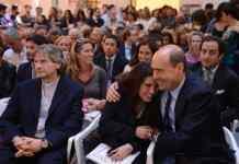 Ha riaperto il Teatro di Acilia, inaugurazione con Zingaretti e Brignano   Select