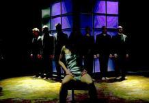 La Divina Commedia al Teatro Lo Spazio di Roma dal 6 al 16 dicembre