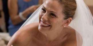 Francini e Incontrada al cinema in Ti sposo ma non troppo