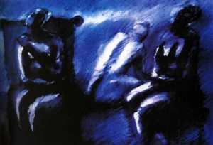 Sfodera e Durelli: due percorsi umani ed artistici a confronto