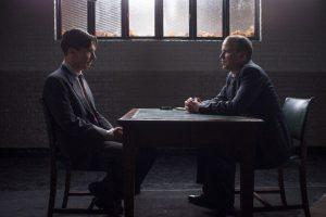 Benedict Cumberbatch e Rory Kinnear