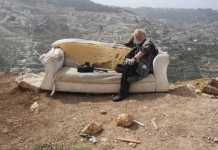 Koudelka Shooting Holy Land_Copyright Gilad Baram_07