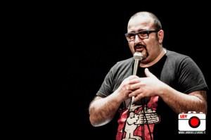 Giorgio Montanini al Teatro Miela - Opening Act Francesco Capodaglio © Fabrizio Caperchi Photography / La Nouvelle Vague Magazine