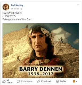 Barry Dennen