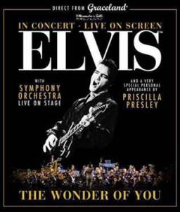 ELVIS THE WONDER OF YOU TOUR