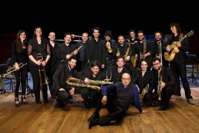 NEW TALENTS JAZZ ORCHESTRA al Roma Jazz FEstival 2017