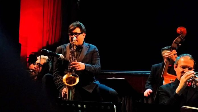 SWING VALLEY BAND al Roma Jazz Festival 2017