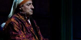 Emilio Solfrizzi in Il Borghese Gentiluomo