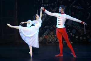 Russian Stars & Moscow State Classical Ballet in Italia